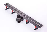 Душевой трап с декоративной решеткой 85 см PESTAN Confluo Slim Line