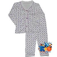 """Детская пижама """"Горошек"""" , cotton , для детей (от 3-4 лет)"""