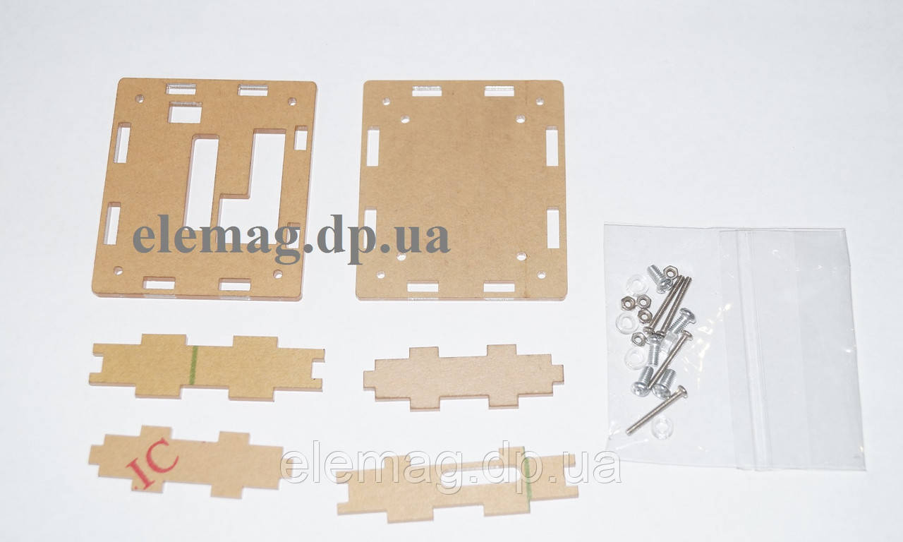 Корпус акриловый для терморегулятора  W1209  12 В (-50...+110)