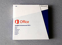 Офисный пакет Microsoft Office 2013 Pro 32-bit/x64 Russian CEE Only EM DVD (269-16288) вскрытый