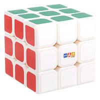 Умный кубик 3х3 белый (Smart cube) со срезанием углов