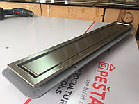 Душевой трап с накладкой под плитку 65 см Pestan Confluo Premium Line