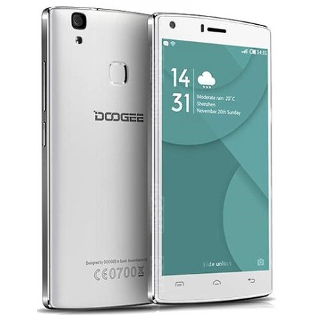 """Смартфон Doogee X5 Max Pro 2/16Gb White, 4000mAh, 2sim, 4G, экран 5"""" IPS, 8/8Мп, GPS, Android 6.0"""