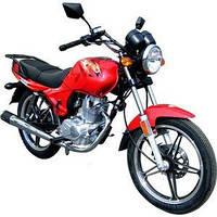 Мотоцикл BIRD 125 (125см. куб) Скай Мото