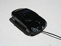 Мышка компьютерная проводная Mercedes Benz CLK черная