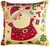 """Чехол для декоративной подушки """"Рождественские сказки"""""""