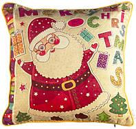 """Чехол для декоративной подушки """"Рождественские сказки"""", фото 1"""