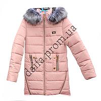 Женская зимняя куртка 9530-10 на синтепоне оптом в Одессе.