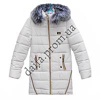 Женская зимняя куртка 9530-12 на синтепоне оптом в Одессе.