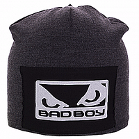 Модная мужская вязаная шапка