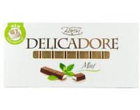 Молочный шоколад Baron Delicadore Mint с мятной начинкой, 200 г