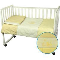 Детское постельное белье Руно Котята желтое (932Котята_Желтый)
