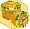 Медовий десерт зі шматочками ананасу 0,17 л
