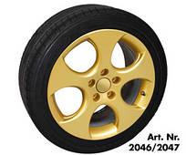 Спрей для дисков золотой металлик Spray Film gold metallic 2047
