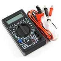 Мультиметр тестер амперметр вольтметр DT-838 + термопара