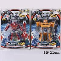 Трансформер 3-7 Bumblebee Optimus