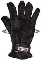 Перчатки кашемировые / черные