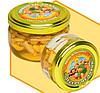 Медовий десерт з арахісом 0,17 л