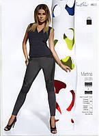 Леггинсы женские модельные комбинированные Bas Bleu MARTINA  200 DEN