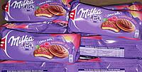 Печенье Milka Raspberry Jelly 147 гр