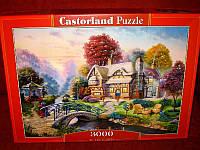 Пазлы Осенний пейзаж, 3000 элементов Castorland C-300181