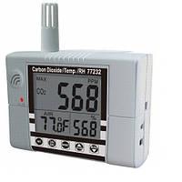 AZ-77232 Газовий детекторCO2/термогігрометр
