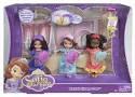 Sofia The First Royal Sleepover Doll 3 Кукла София Прекрасная Пижамная вечеринка