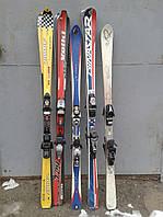 Гірські лижі оптом 5 пар по 280 грн. ростовки 170-180 см