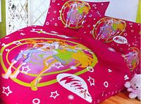 """Постільна білизна 3D для дівчаток ТМ """"SHINING STAR"""", фото 1"""