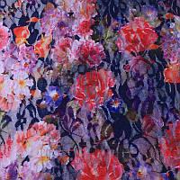 Ткань Гипюр Цветы 2