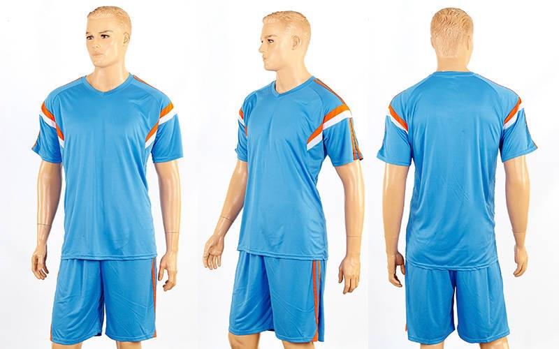 Футбольна форма Vector CO-4476-LB блакитна