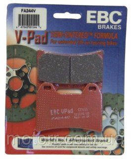 Тормозные колодки EBC FA244V