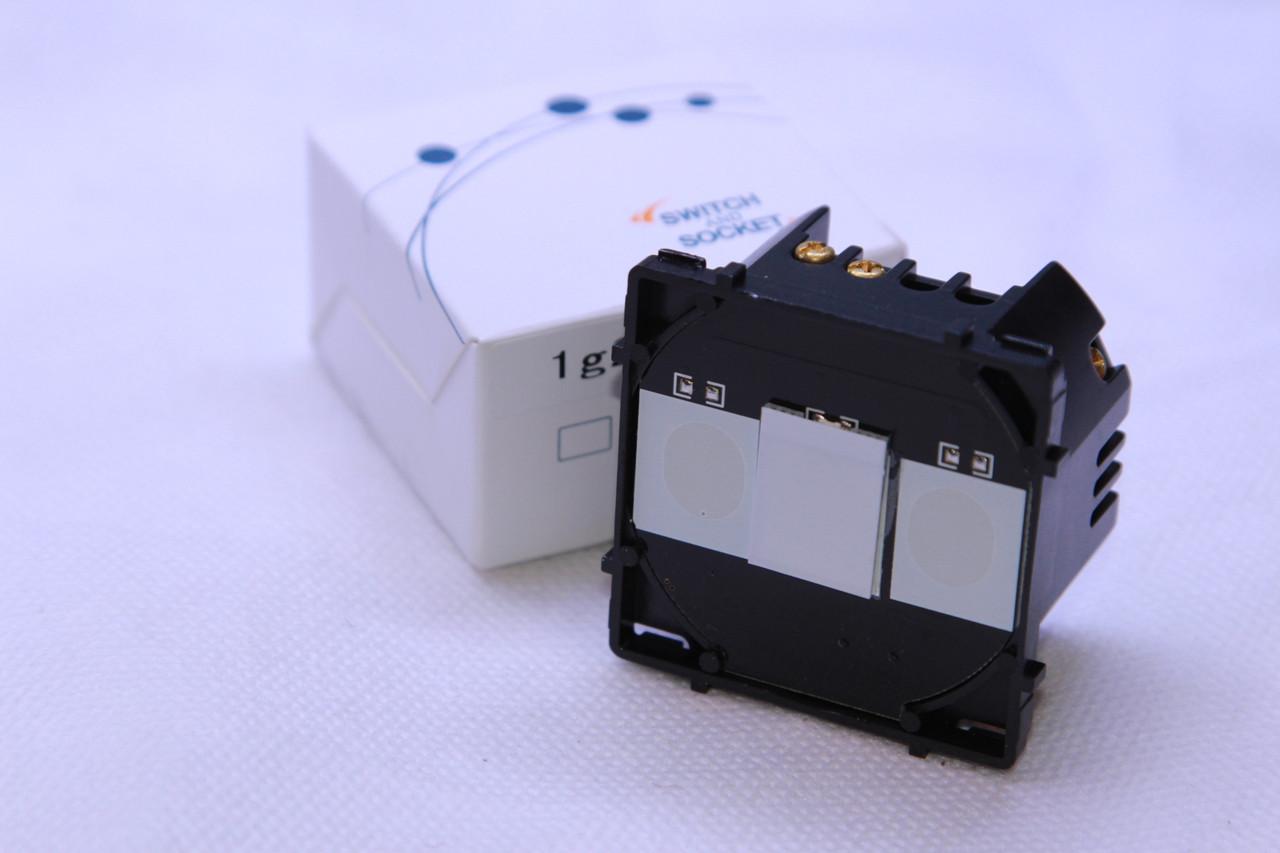 Сенсорный выключатель 1 линия диммер пульт ДУ