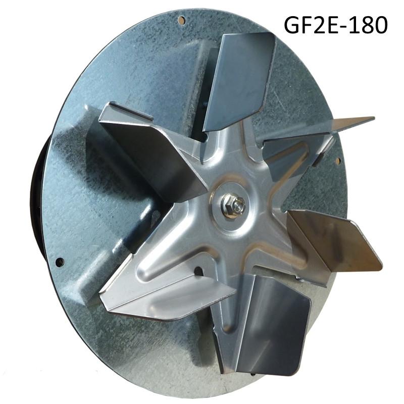 GF2E-180 Вентилятор дымосос италия (аналог R2E 180-CG82-12)