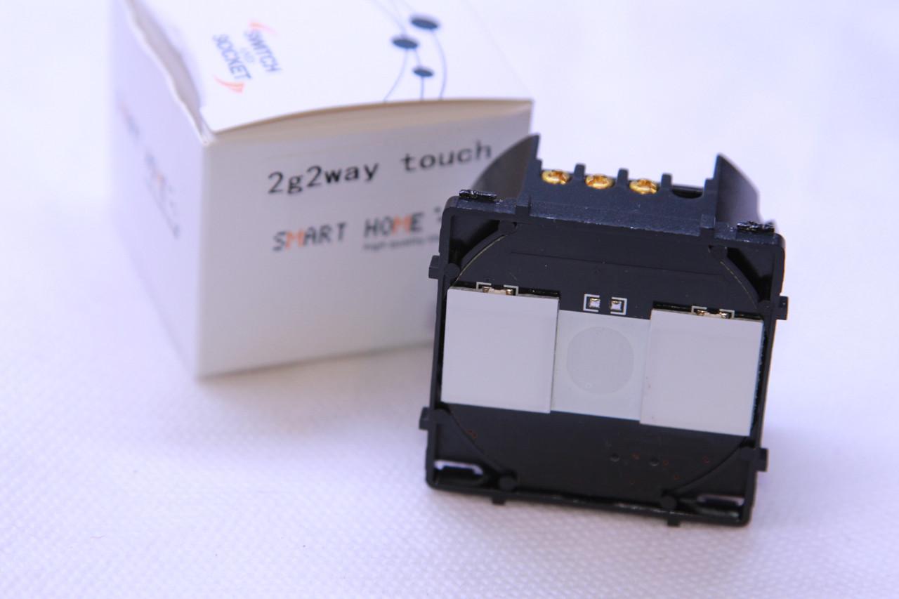 Сенсорный выключатель 2 линии диммер пульт ДУ