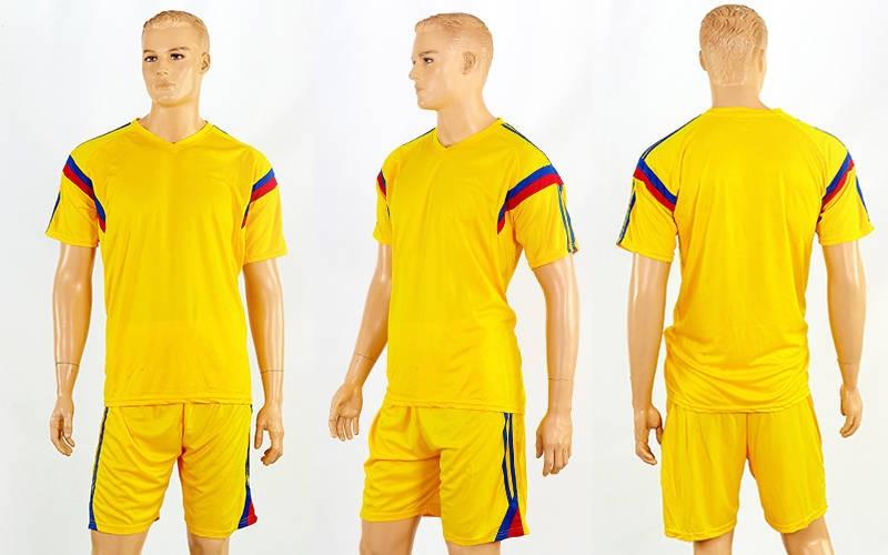 Футбольна форма Vector CO-4476-Y жовта