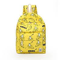 Модный рюкзак с бананами
