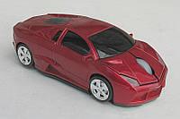 Мышка компьютерная беспроводная Lamborghini красная