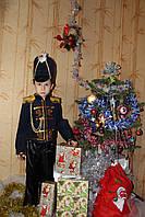 Детский карнавальный костюм Гусар, Щелкунчик, Оловянный солдатик - прокат, Киев, Троещина