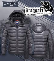 Куртка Braggart Angel's fluff - 1185B серая