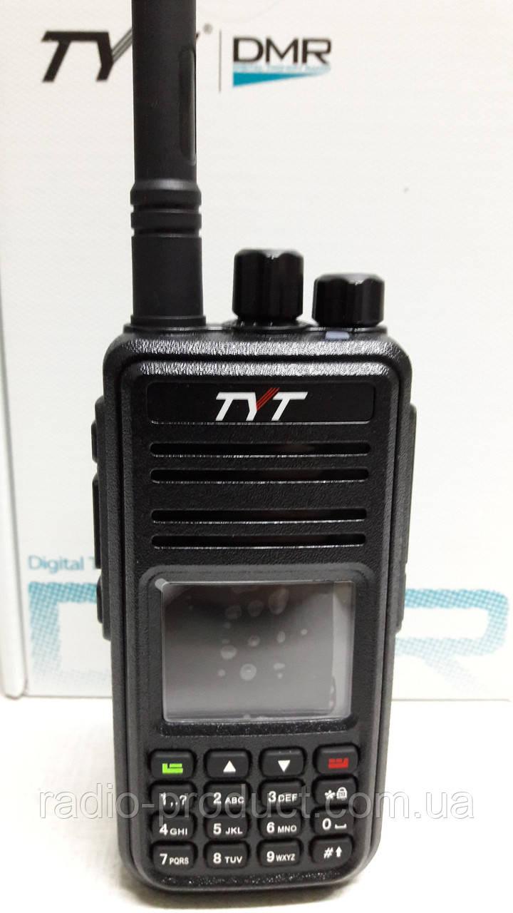 Tytera MD380, DMR UHF цифровая радиостанция