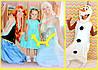 Холодное Сердце.Аниматоры Олаф, Анна и Эльза на детский праздник, Киев.