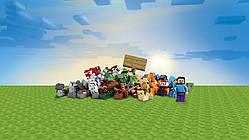 Lego Minecraft Верстак