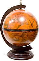 Глобус с шахматами