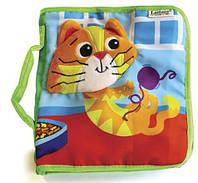 Развивающая игрушка «Книжечка о котенке»