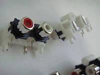 Разьем AKB7181 RCA (тюльпаны) для cdj850, 900