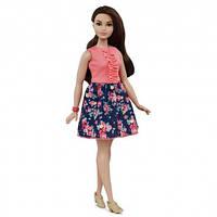 Кукла Barbie пышная Модница DGY54