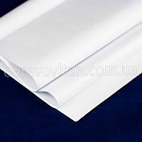 Бумага тишью, белая, 50 на 75 см