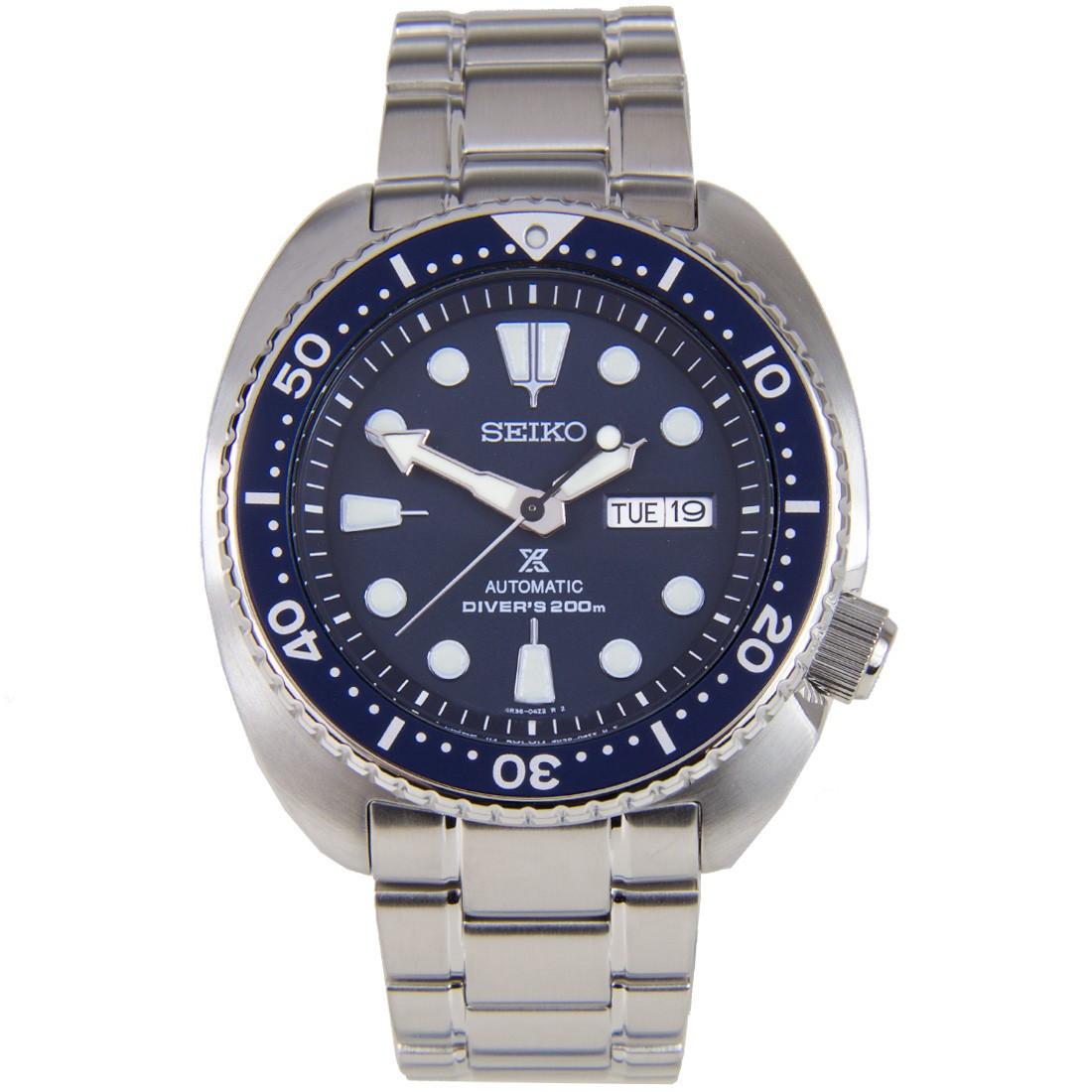 Часы Seiko Prospex SRP773K1 Turtle Automatic Diver's 4R36