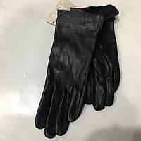 Перчатки женские кожаные+Флис женские перчатки